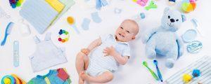 سیسمونی نوزاد و کودک