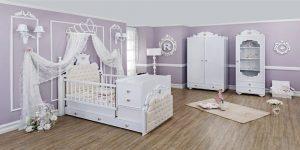 آشنایی با نکاتی در مورد خرید سرویس خواب سیسمونی نوزاد