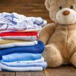 پاک کردن لکه مختلف از لباس نوزاد